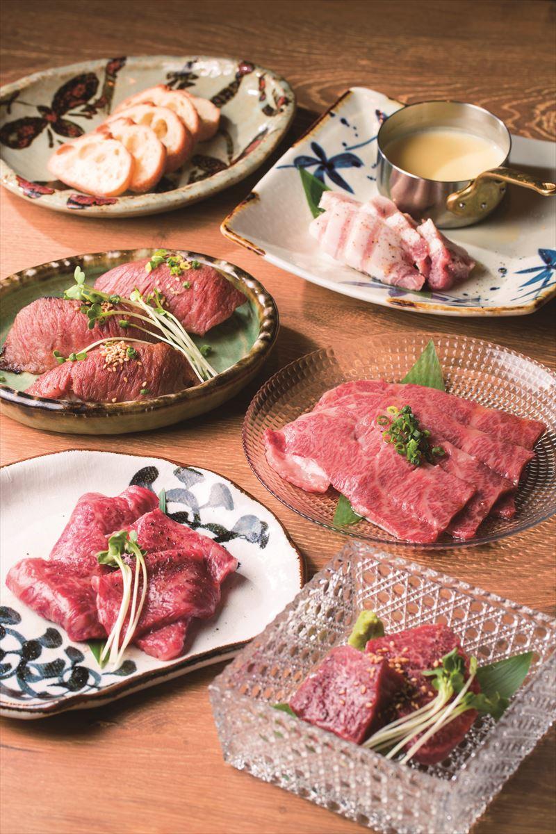 焼肉・肉料理肉momigi