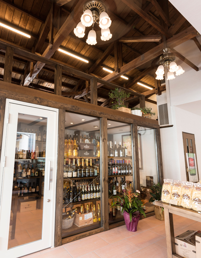 イタリアワイン&食材enoteca CEDRO STELLA