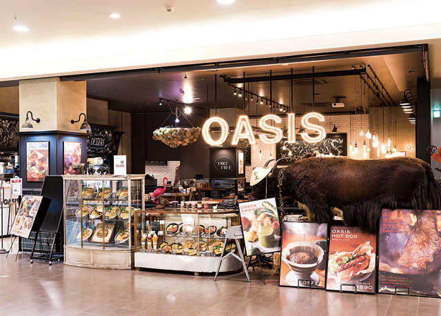 Stand.&OASIS