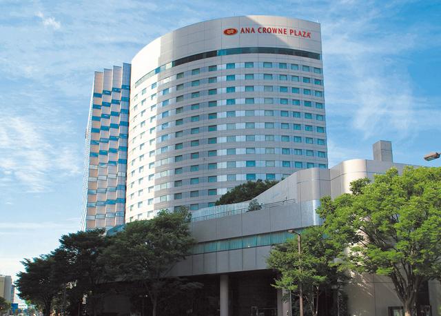 ホテルANAクラウンプラザホテル金沢