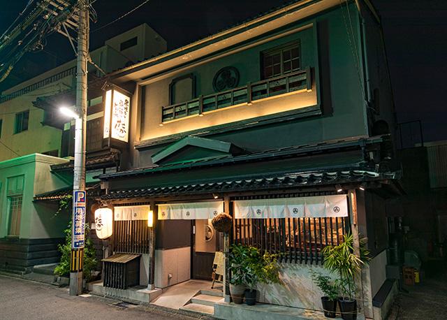 串焼きと魚料理と旨い酒酉焼き たかじ 香林坊店
