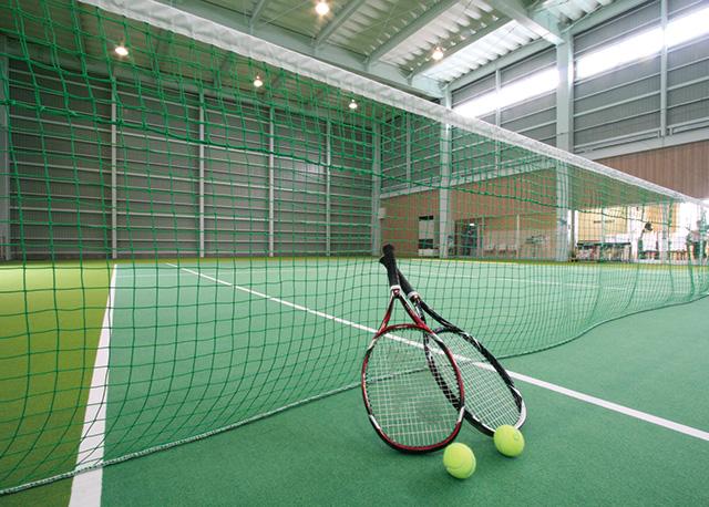 インドア・テニススクールセンティア 金沢大河端店