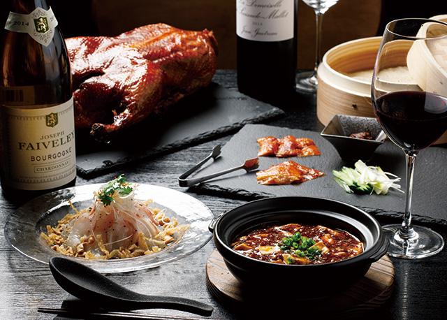 China dining宮燕