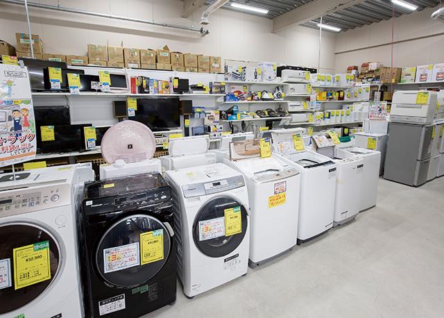 総合リサイクルマーケットジャングルジャングル 石川金沢店