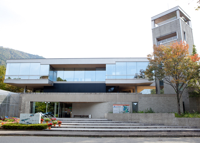 石川県ふれあい昆虫館