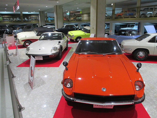 from fairlady to FAIRLADY Z ~フェアレディからフェアレディZへ~