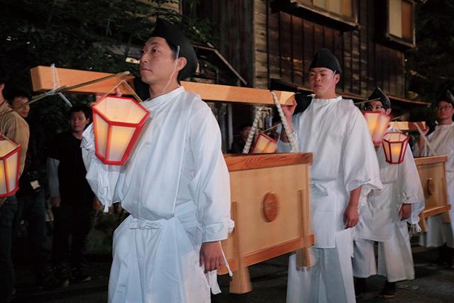 第9回 湯涌ぼんぼり祭り