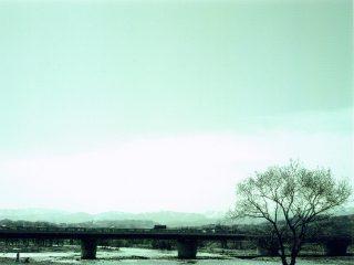 犀川雪見橋