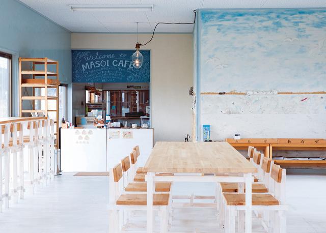 能登島まあそいカフェ