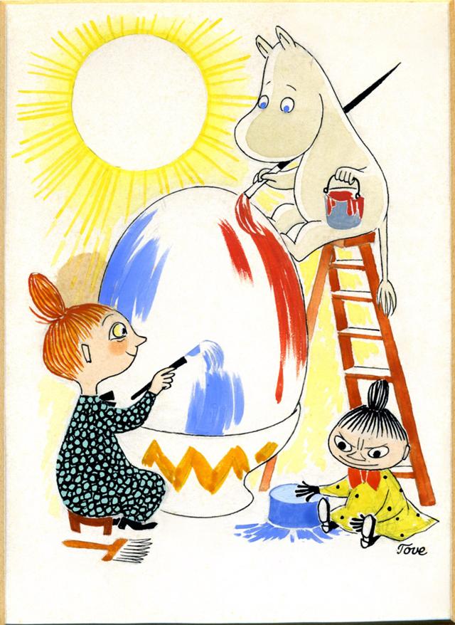 日本フィンランド外交関係樹立100周年記念 ムーミン展 THE ART AND THE STORY