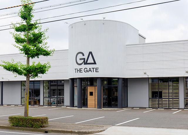 アウトドア・ライフスタイル・ショップTHE GATE by SUNDAY MOUNTAIN