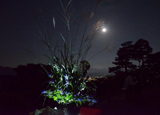 ~金沢城・兼六園 秋のおもてなし~ 中秋の名月鑑賞の夕べ