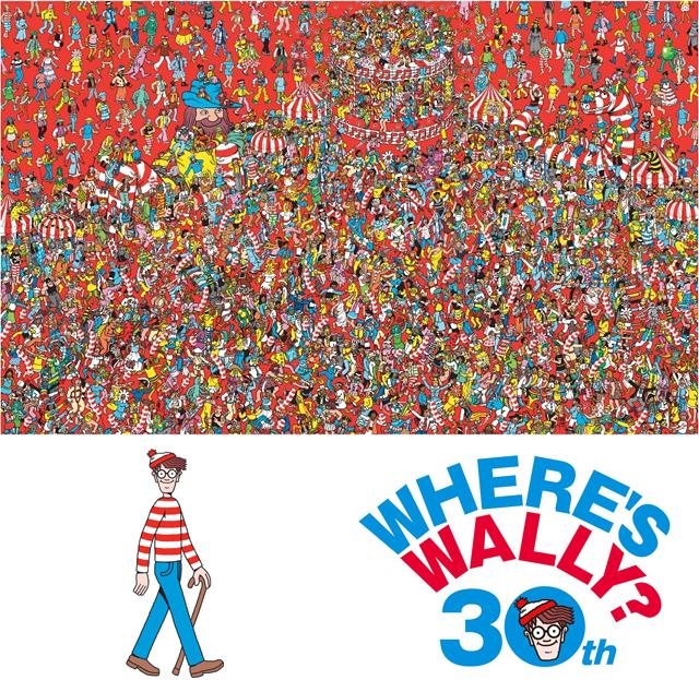 誕生30周年記念 ウォーリーをさがせ!展