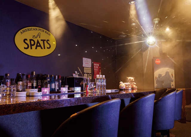 DISCOTHEQUE SALOON BARSPATS