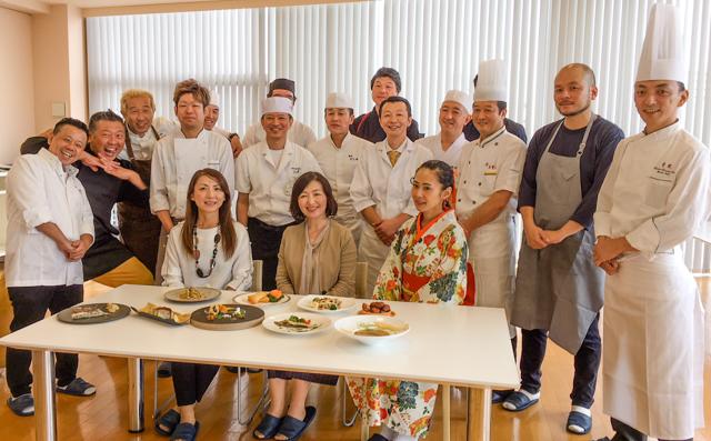 金沢おいしい海の幸フェア メギス料理 新メニューを楽しむ10月