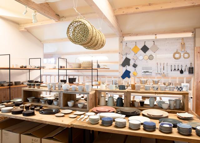 日本の手仕事雑貨の店onlaCRU