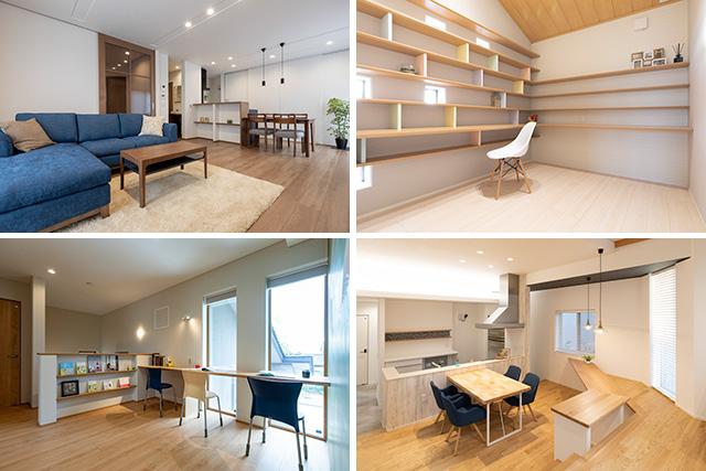 ひまわりほーむ 北海道基準の家、2会場7棟同時オープン
