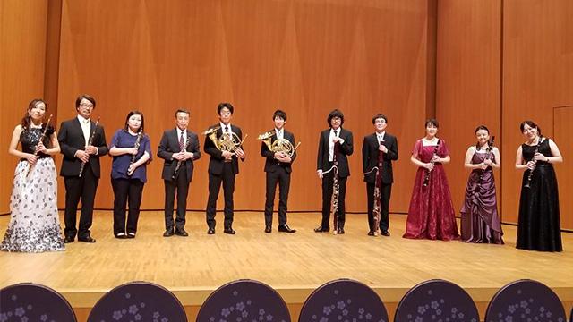 """かなざわ""""木の風""""アンサンブル 26th Concert"""