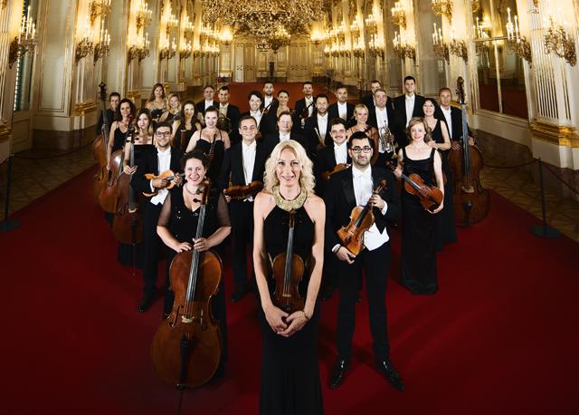 ニューイヤーコンサート2020 ウィーン・シェーンブルン宮殿オーケストラ