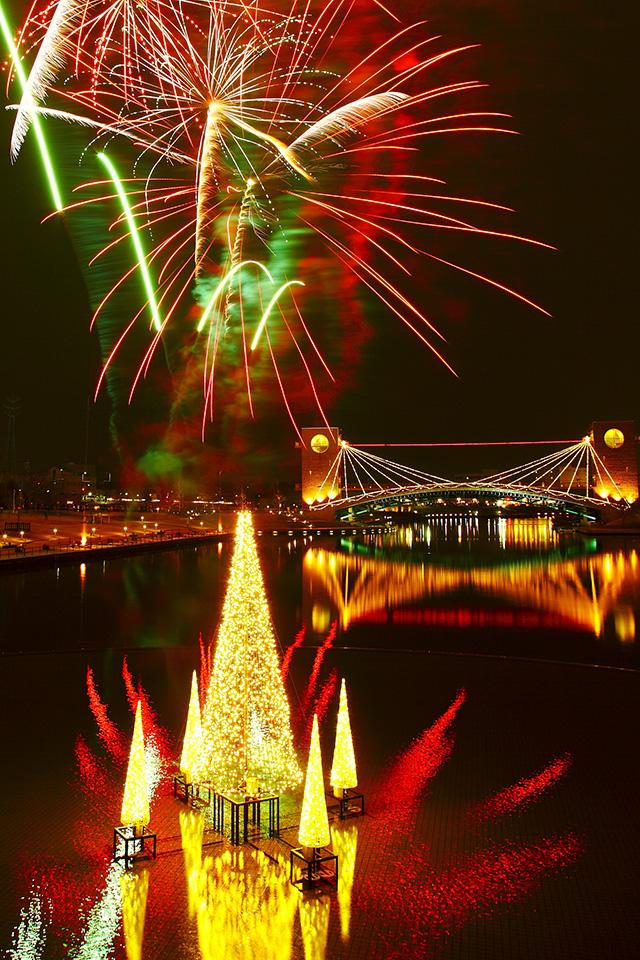 環水公園スイートクリスマス2019