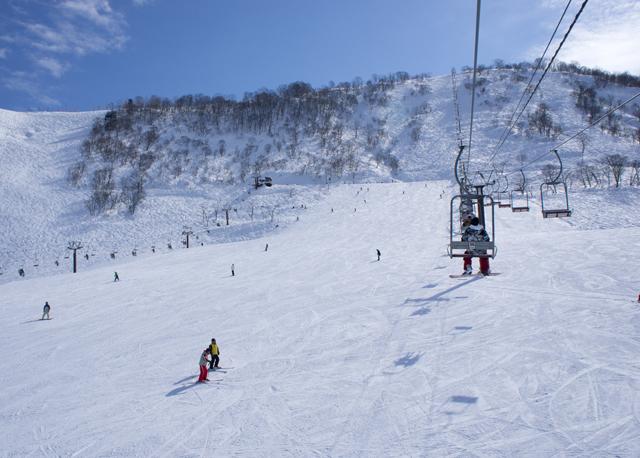 白山セイモアスキー場 2019-20 シーズンオープン