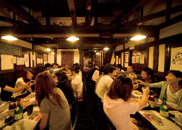 酒と人情料理いたる 香林坊店