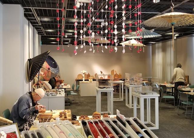 木工・木彫・和傘の世界 和傘をめぐるOTOKOTACHI Part5