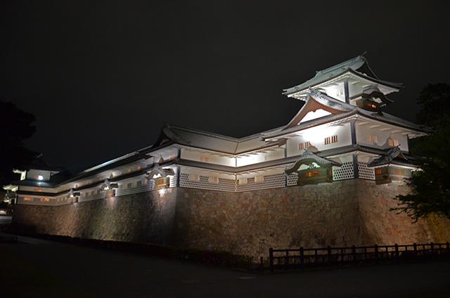 """冬の夜のマジカルセッション""""出逢い"""" 金沢城とROCKの夕べ"""