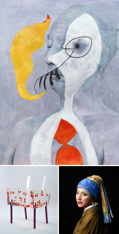 森村泰昌のあそぶ美術史 ―ほんきであそぶとせかいはかわる―