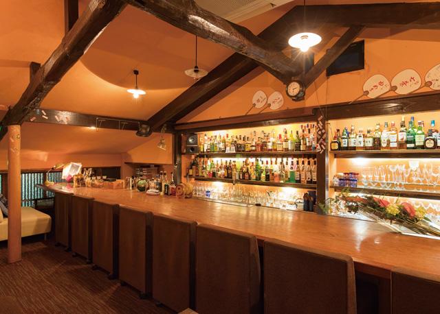 Bar 長屋