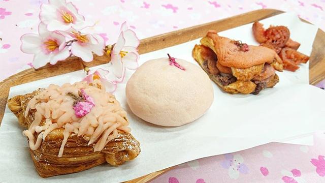 『パン・ド・ファンファーレ』季節限定パン