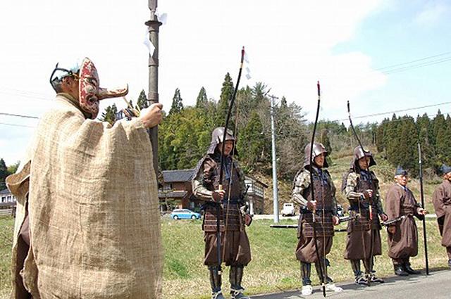 弓引き祭り