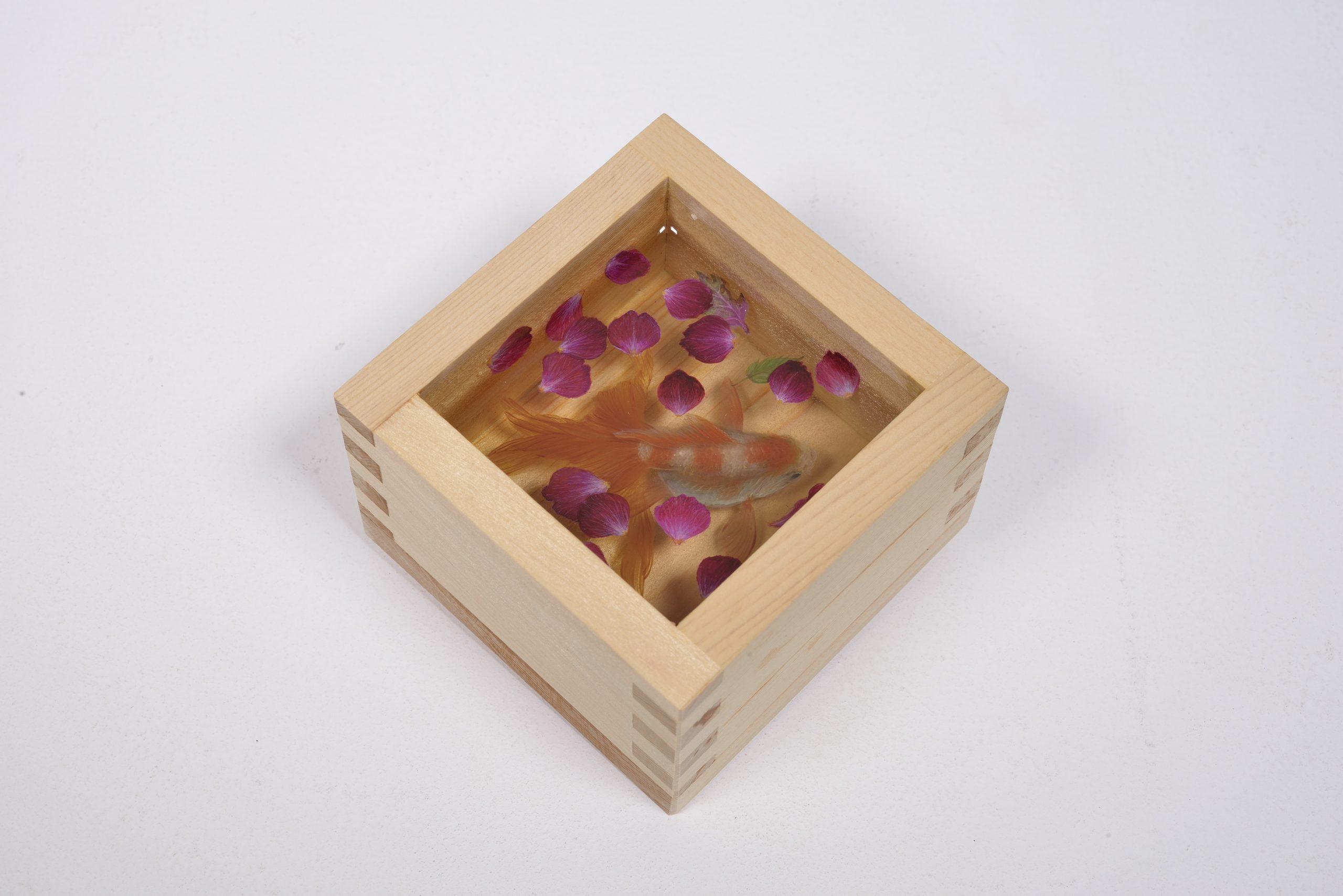 金沢日和 - 「金魚美抄(きんぎょびしょう)2020」 19名のアーティストが生み出す様々な金魚が一堂に