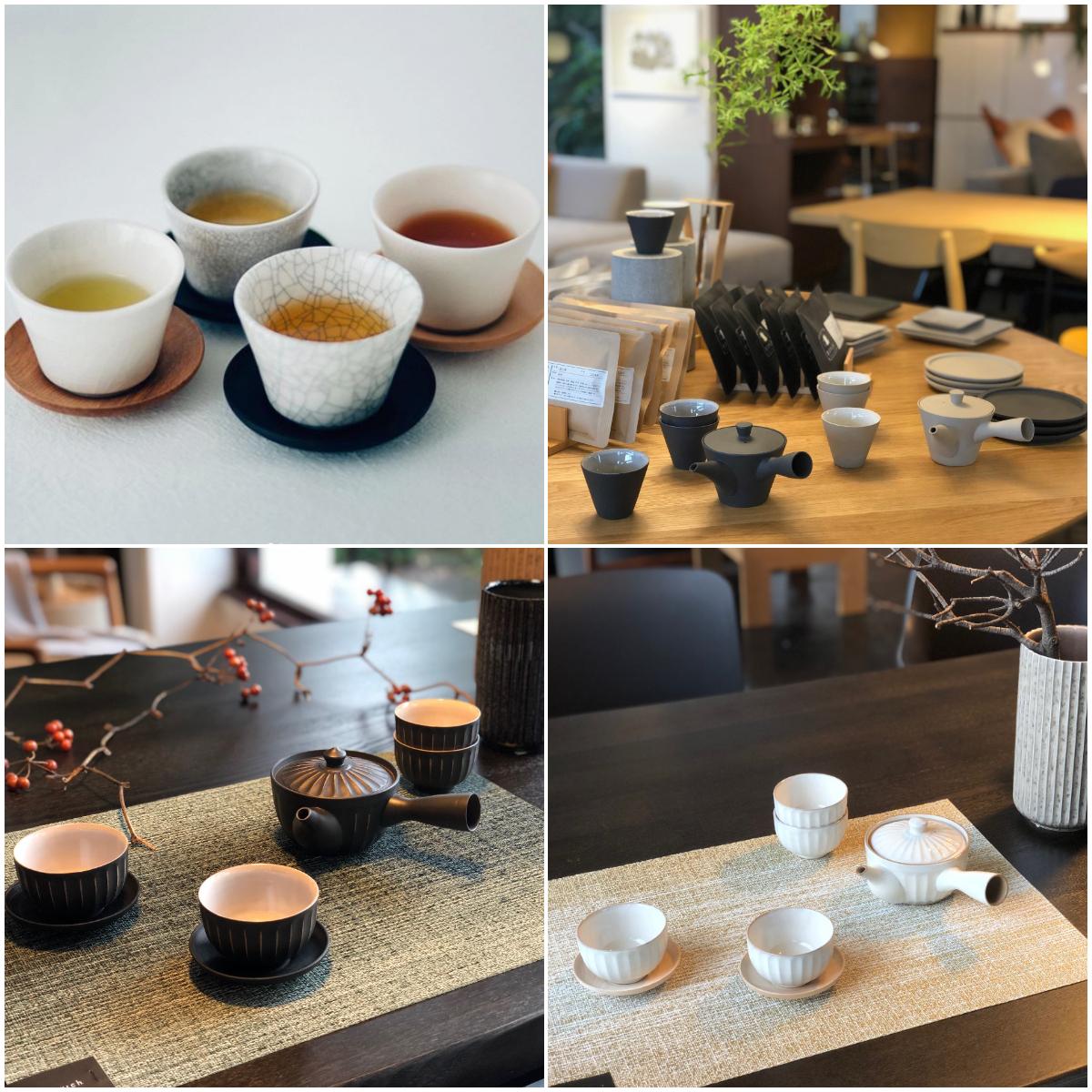 日本茶を美味しく、楽しく。「南景製陶園」がポップアップで登場。