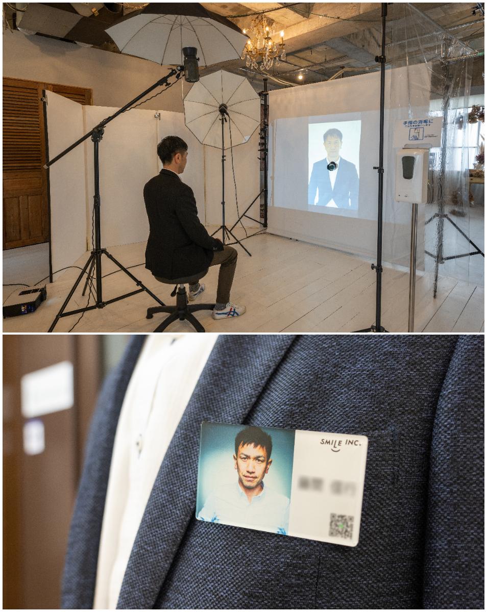「出張簡易セルフ写真スタジオ」半額キャンペーン