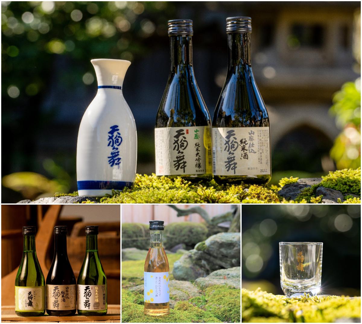 おうち時間を格上げ! 世界の品評会で認められた日本酒「天狗舞」をお取り寄せ。