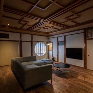 金沢のおしゃれな「店舗内装デザイン」事例(株式会社 家元編)