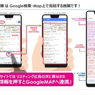 【新サービス】MEO対策の第一歩「Googleマイビジネス」を月額5,000円でサポート!
