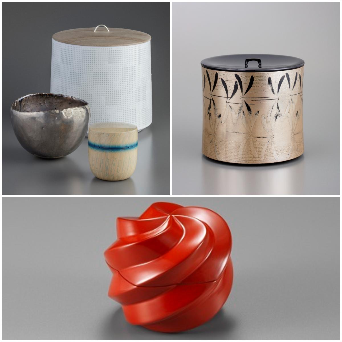 国立工芸館石川移転開館記念展Ⅲ 近代工芸と茶の湯のうつわ-四季のしつらい-