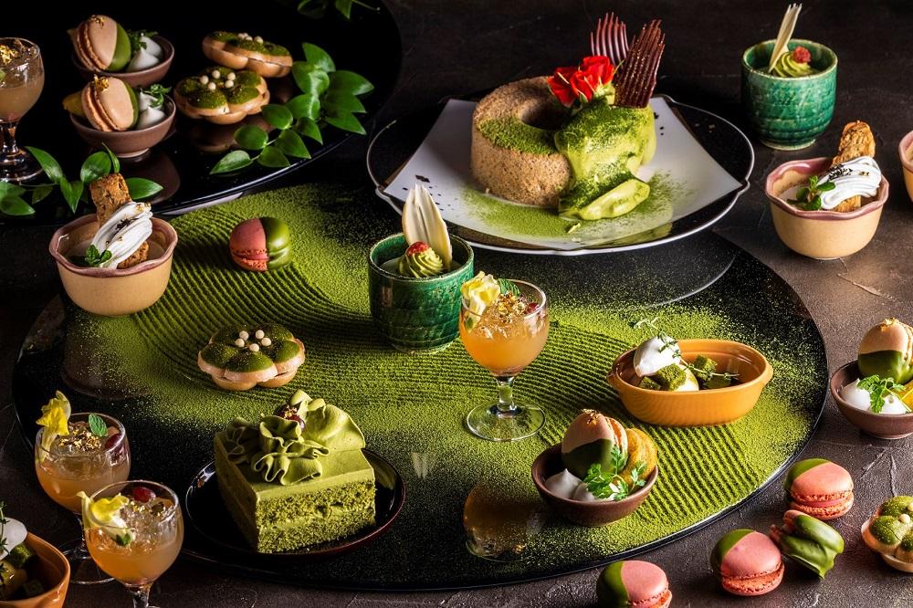 3日間限定開催。『ANAクラウンプラザホテル金沢』の新緑と初夏のデザート・ブッフェ。