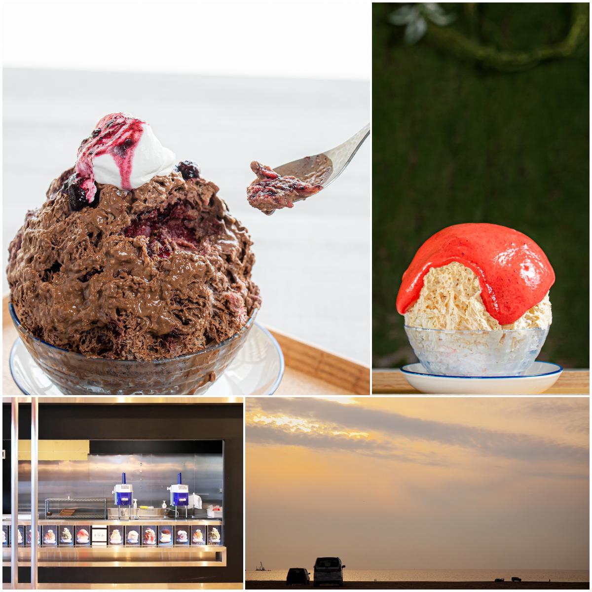 氷菓子りつか UCHINADA BEACH