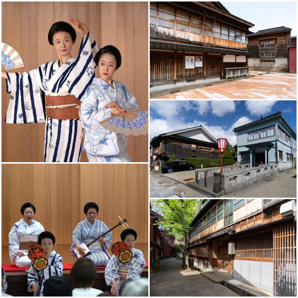 「金沢芸妓 夏のお稽古風景特別体験会」好評実施中。