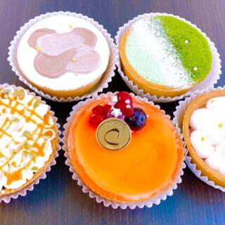 記念日や誕生日祝いに最適な大きめチーズタルトが新発売! シェアして食べたい「プラチナタルト」。