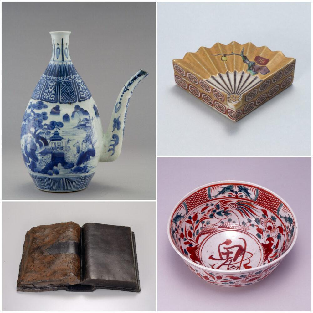 日本遺産サミット記念特別展 未来への遺産 九谷焼が京焼に接すると・・・