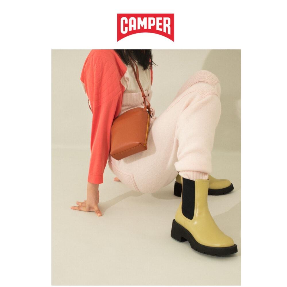 『香林坊大和』 北陸初出店!『CAMPER(カンペール)』が期間限定OPEN。